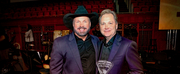 Garth Brooks Inducts Steve Wariner into Musicians Hall of Fame