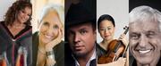 Debbie Allen, Joan Baez, Garth Brooks, Midori, and Dick Van Dyke to be Honored at 43 Annua Photo