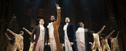 Single Tickets for HAMILTON On Sale at the Eccles Center, September 16