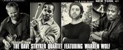 Dave Stryker Quartet featuring Warren Wolf to Appear at The Jazz Standard