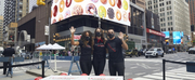 "KRISPY KREME on Broadway – ""The Dough Must Go On"" Photo"