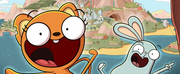 Disney Channel Is Nuts for KIFF, a New Original Animated Comedy