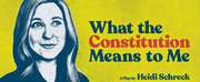 Tickets to Go On Sale for WHAT THE CONSTITUTION MEANS TO ME at Detroits Fisher Theatre