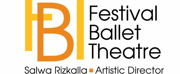 Festival Ballet Theatre Announces 2019-2020 Season At Irvine Barclay Theatre