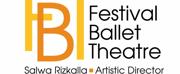 Festival Ballet Theatre Announces 2019-2020 Season At Irvine Barclay Theatre