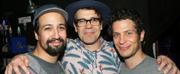 Photo Flash: Lin-Manuel Miranda, Thomas Kail, and More at Closing Night of FREESTYLE LOVE  Photo