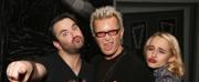 Exclusive Photo Coverage: Billy Idol Visits BEETLEJUICE