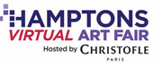 Hamptons Virtual Art Fair Hosted by Christofle Opens with Art Patron Opening Night Preview Photo