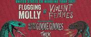 Flogging Molly & Violent Femmes Announce Co-Headline Tour Dates