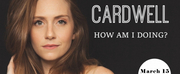 Audrey Cardwell to Make NYC Solo Debut at The Green Room 42