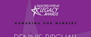 THE 12TH ANNUAL DANCERS OVER 40 LEGACY AWARDS Announced December 14 Photo