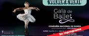 La Compañía Nacional De Danza Reprograma La Gala De Ballet En El Palacio De