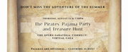 Opera Saratoga Announces THE PIRATES PAJAMA PARTY & TREASURE HUNT Virtual Gala Photo