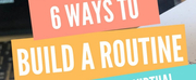 BWW Blog: 6 Ways to Build a Routine That Embraces the Virtual College Experience Photo