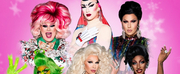 RUPAULS DRAG RACE Stars Announce New Virtual Holiday Show Photo