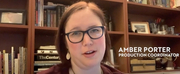 VIDEO: Meet the Goodmans Production Coordinator Amber Porter