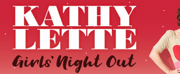 Kathy Lette GIRLS NIGHT OUT Comes To Just For Laughs Sydney
