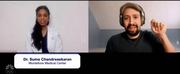 Lin-Manuel Miranda, Renée Elise Goldsberry Get Telemedicine Help Photo