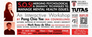 S.O.S! Merging Psychological and Dramatic Techniques To Manage Mental Health Issues Will B