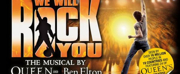 WE WILL ROCK YOU Comes to Theatre Royal