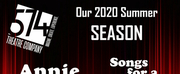574 Theatre Announces 2020 Summer Auditions
