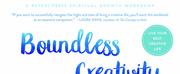Martha Alderson Releases New Book BOUNDLESS CREATIVITY