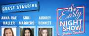 VIDEO: Get Frozen With Audrey Bennett,Suri Marrero and Anna Rae Haller On THE EARLY  Photo