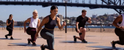 Sydney Opera House Partners With Virgin Active For GET ACTIVE AT THE HOUSE Fitness Series Photo