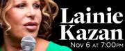 Lainie Kazan Returns to Feinstein\