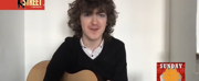 BWW TV: SING STREET Star Brenock OConnor Sings Dream For You for CBS SUNDAY MORNING - SUND Photo