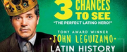 John Leguizamo Brings LATIN HISTORY FOR MORONS To D.C.\