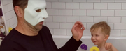 VIDEO: Chris Mann Sings PHANTOM Parody My Kid Wont Sleep at Night Photo