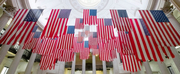 Frist Art Museum Presents FLAG EXCHANCE By Artist Mel Ziegler