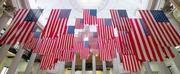 Frist Art Museum Presents FLAG EXCHANCE By Artist Mel Ziegler