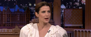 VIDEO: Cobie Smulders Talks SPIDER-MAN on THE TONIGHT SHOW WITH JIMMY FALLON