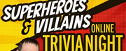 State Theatre New Jersey Presents Superheroes & Villains Trivia Photo