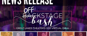 Clevelands Classic Company Announces OFFSTAGE BASH - GREAT LAKES THEATERS 2021 VIRTUAL GAL Photo