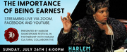 Harlem Shakespeare Theatre Presents THE IMPORTANCE OF BEING EARNEST Photo