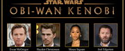 Disney Plus Announces Cast for OBI-WAN KENOBI Photo