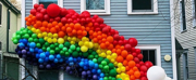 """Luft Balloons Celebrates Pride Month With """"Love Is Love"""" Pop-up Immersive Expe"""