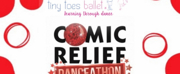 Tiny Toes Ballet Hosts Red Nose Day DANCEATHON Fundraiser Photo