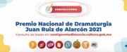 Está Abierta La Convocatoria Para El Premio Nacional De Dramaturgia Juan Ruiz De Al Photo