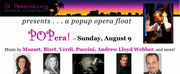 St. Petersburg Opera Re-Opens With Pop-Up POPera Performances Photo