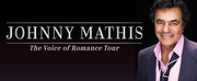 Johnny Mathis Brings THE VOICE OF ROMANCE Tour to Aronoff Center