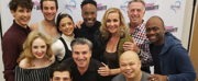 Photo Flash: Billy Porter Visits ROMEO & BERNADETTE Off-Broadway