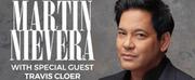 Martin Nievera Returns to M Resort Spa Casino October 2021