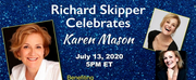 Richard Skipper Celebrates Karen Mason to Benefit The Actors Fund Photo