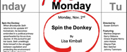 Howl Playwrights To Showcase Lisa Kimballs SPIN THE DONKEY Just In Time For Election Day Photo