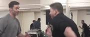 VIDEO: Hugh Jackman & Warren Carlyle Reunite Ahead of THE MUSIC MAN!
