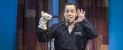 First Look: Rob McClure in the Broadway-Bound MRS. DOUBTFIRE in Seattle